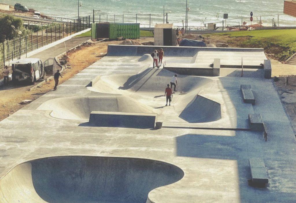 boardriders ericeira skatepark