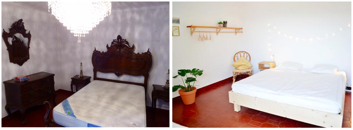 renovation guesthouse ericeira