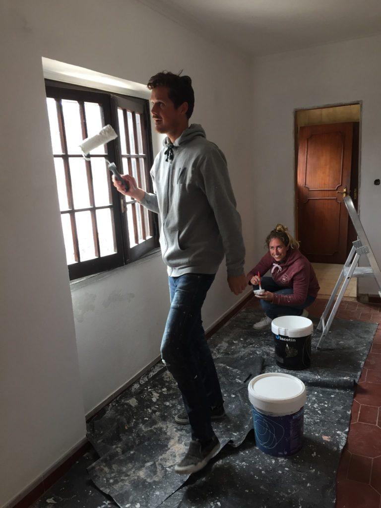 renovation ericeira house