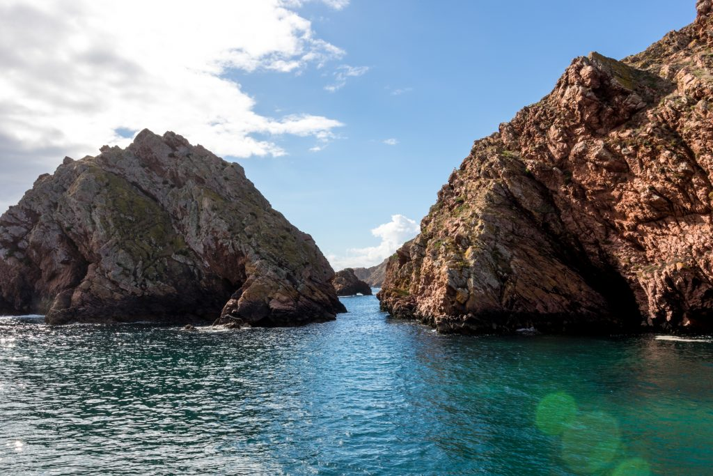 Berlenga islands portugal