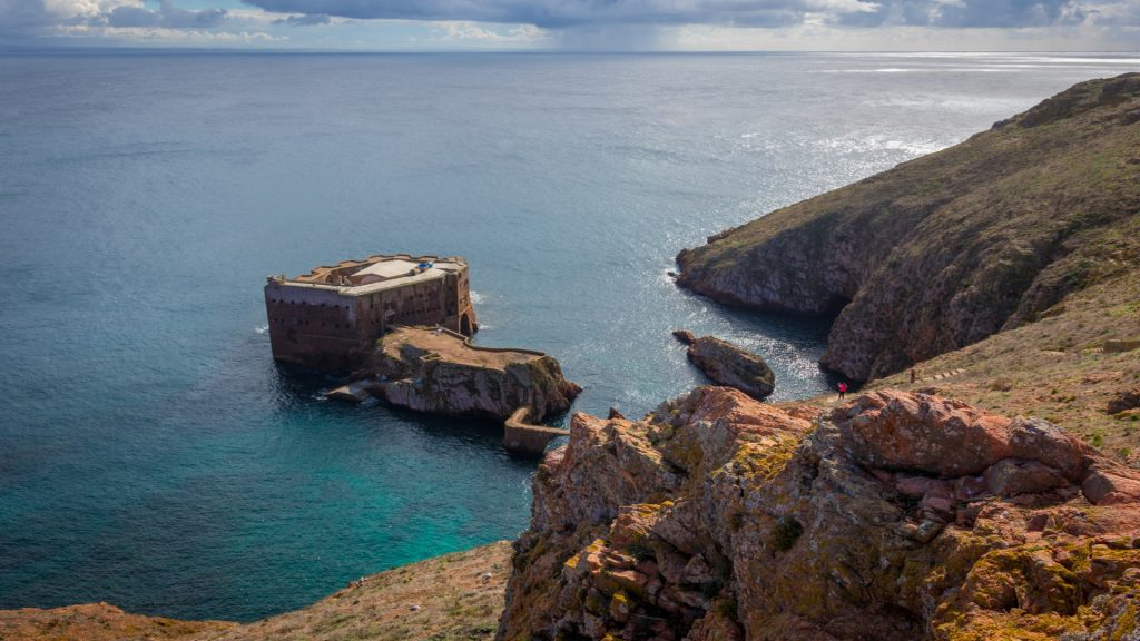Berlengas boat tour island portugal