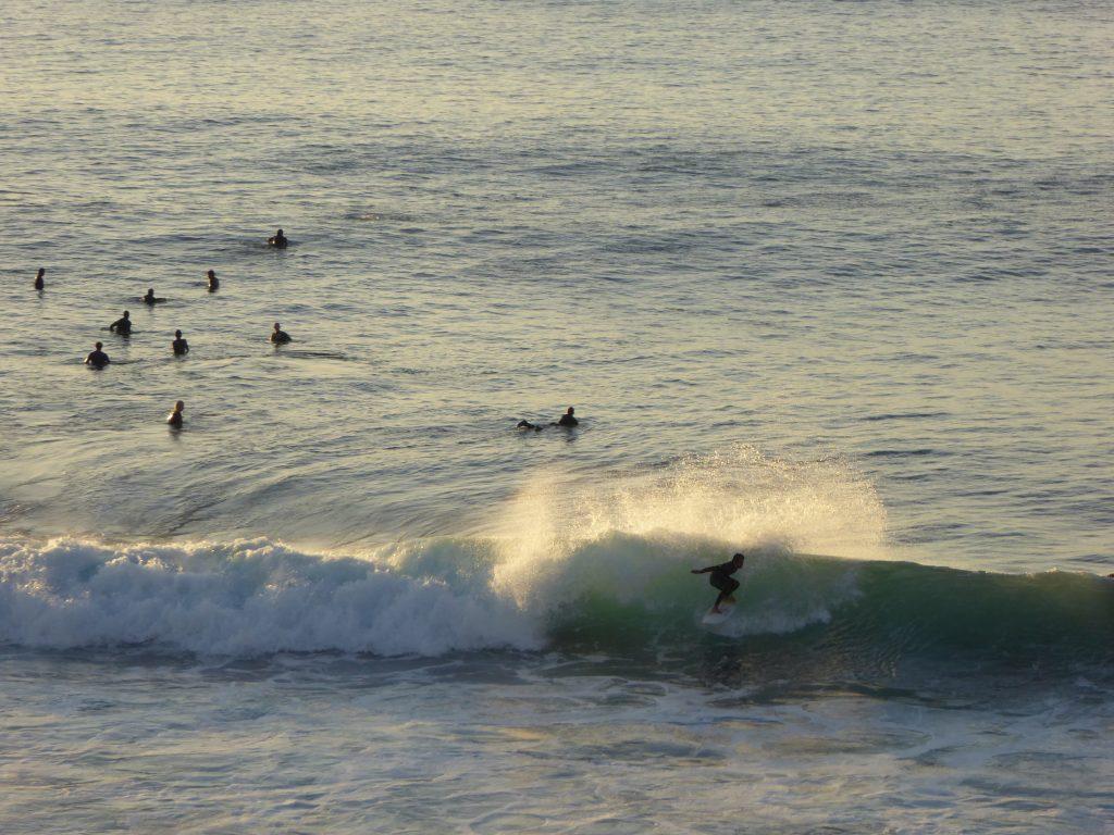 Ericeira or Peniche surf spot