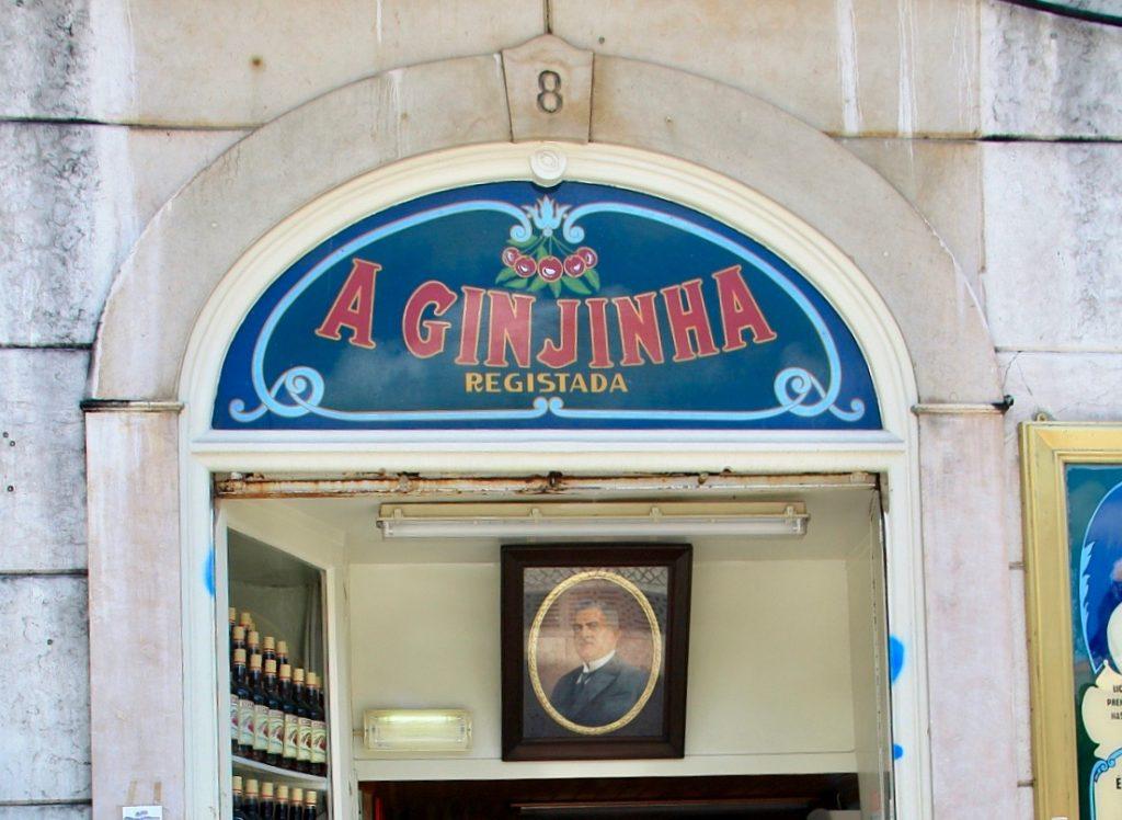 drink a ginjinha lisbon