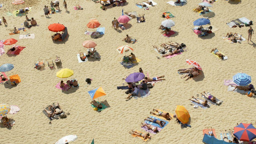 Ericeira beach portugal