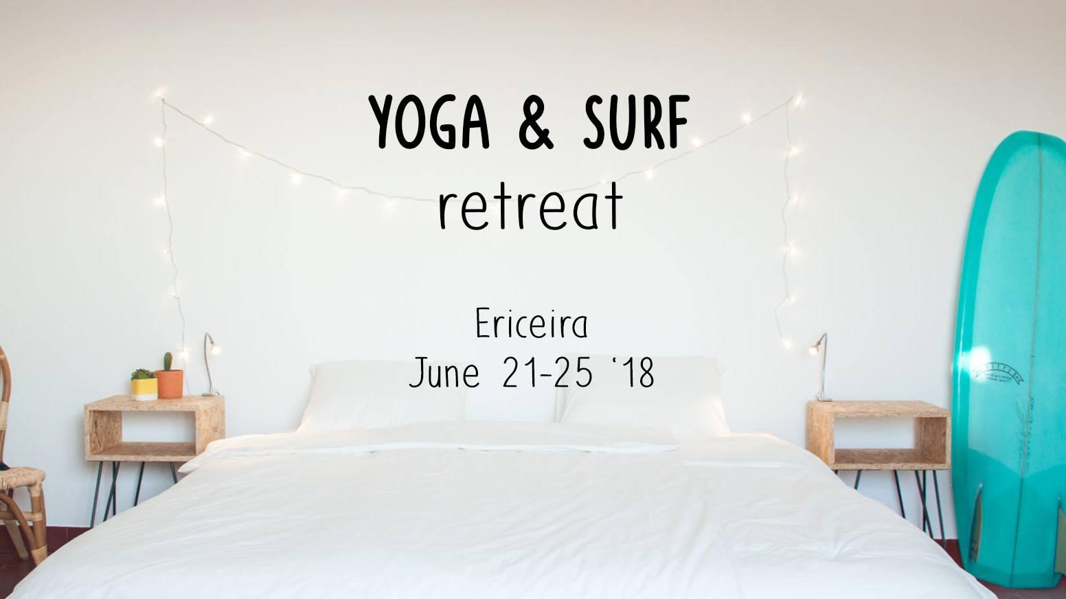 yoga and surf retreat ericeira