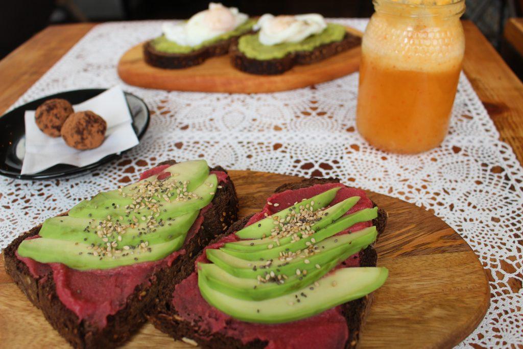 vegetarian food ericeira