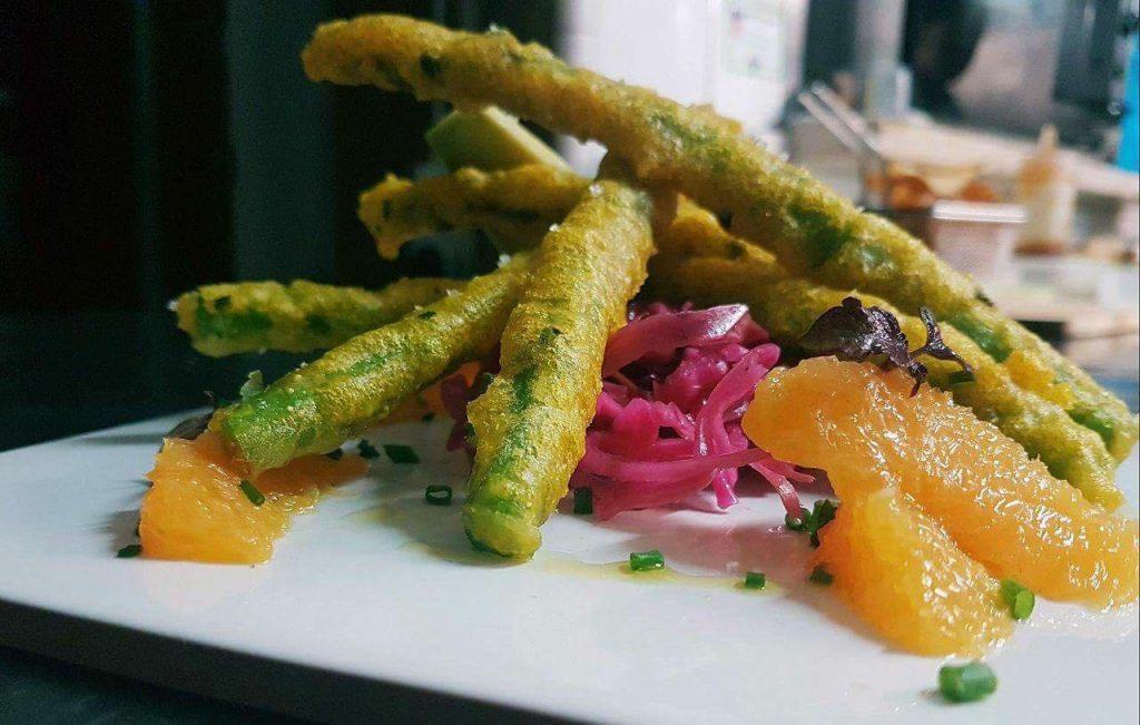 funky vegetarian vegan restaurant