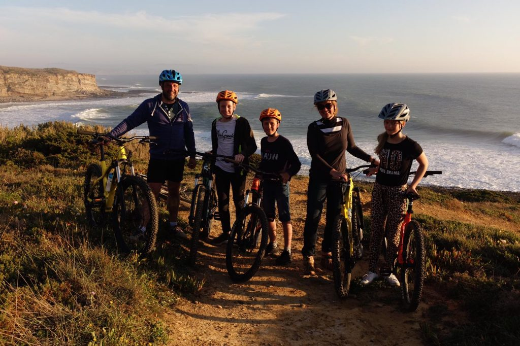 mountainbiking ericeira bike fun activities