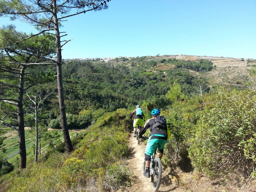ericeira mountainbiking