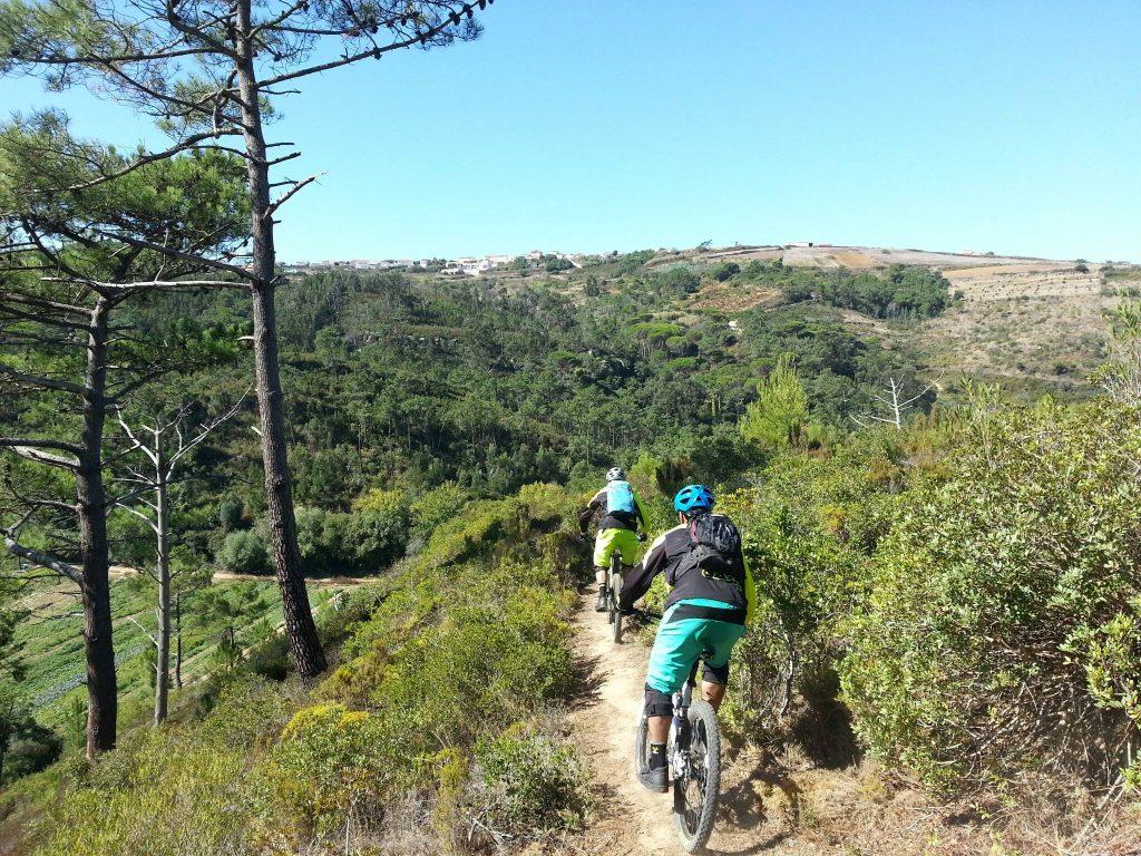 ericeira mountainbiking