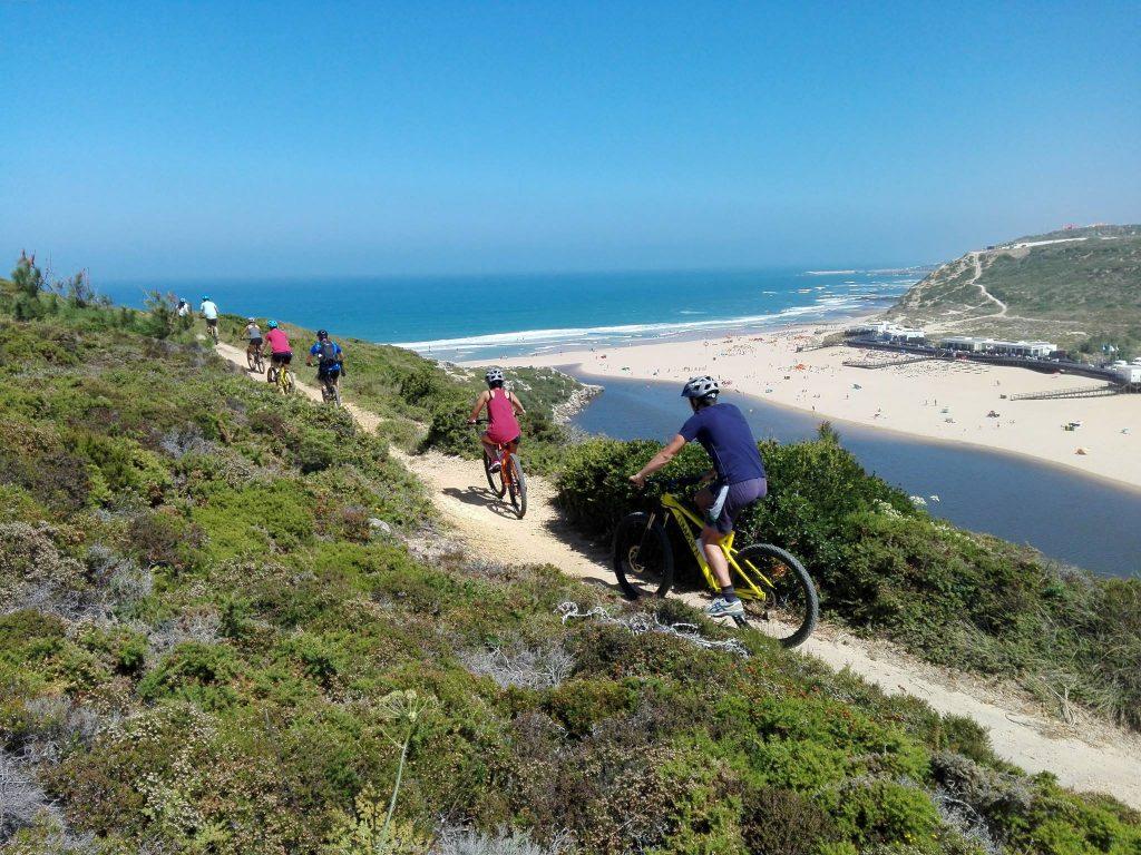mountainbiking ericeira foz do lizandro
