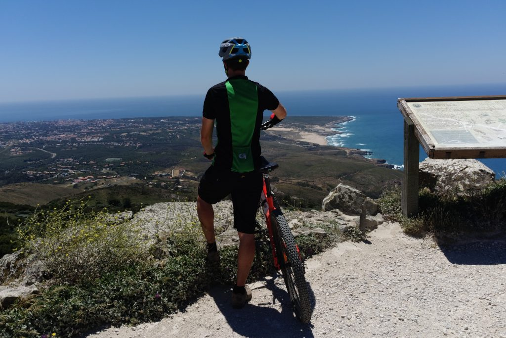 mountainbiking sintra ericeira