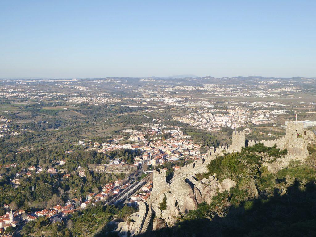 what to do sintra castelo dos mouros