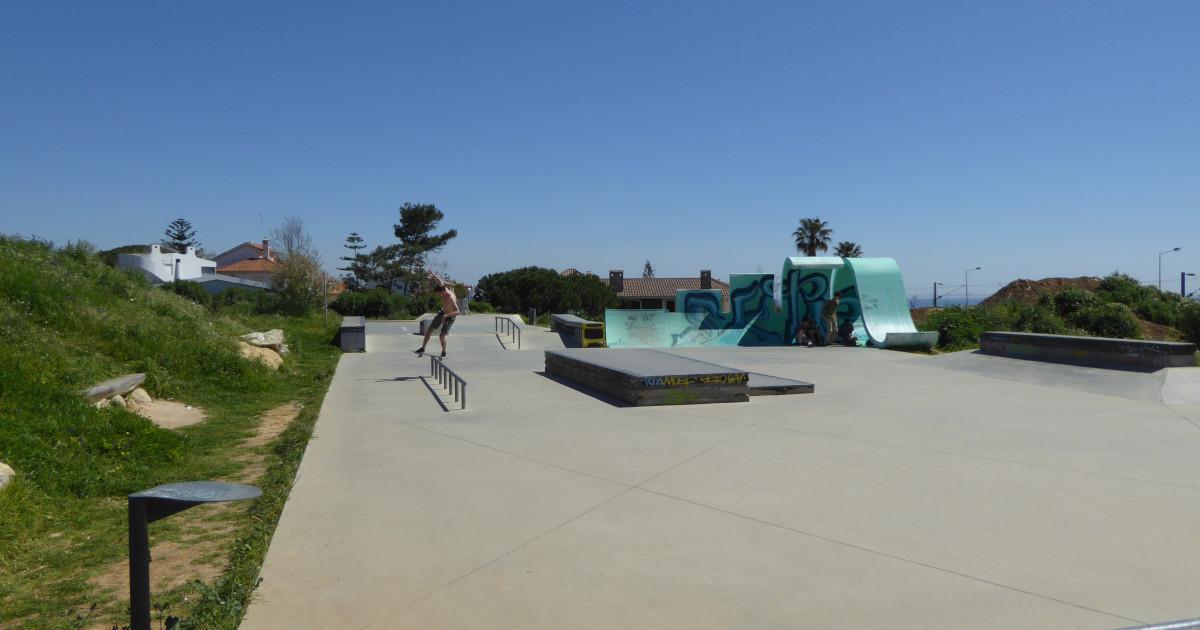 skate park estoril lisbon